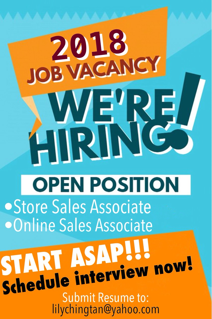 Store Sales Associates, Online Sales Associates from ACT GIft Studio