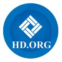 Human Development Organization (HDOrg) logo