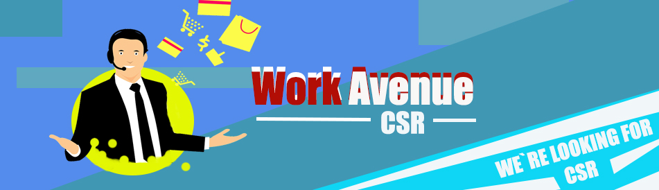 Customer Service Representative from Work Avenue and Business Solutions Inc.