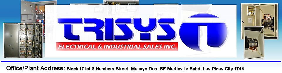 Trisys Electrical & Industrial Sales Inc. from Las Pinas City is ...