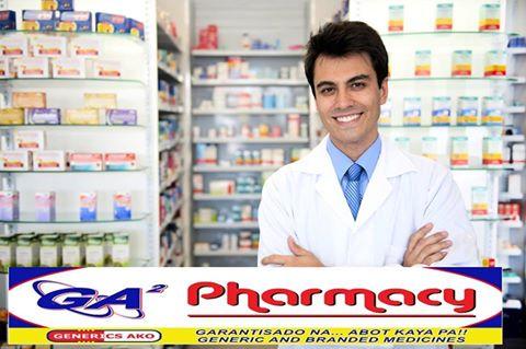 Pharmacy Field Supervisor from GA2 Pharmacy