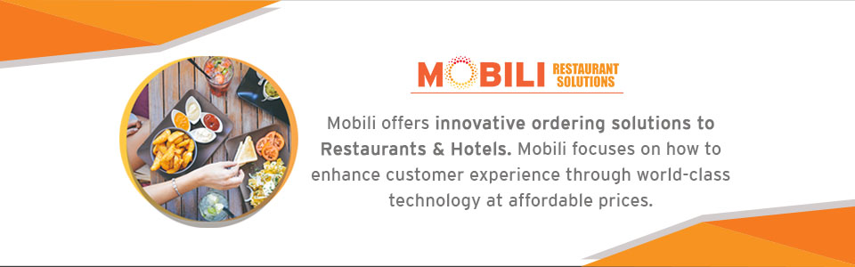 Sales And Marketing Executive from Mobili Restaurant Solutions