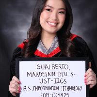 Mardeinn Dell S. Gualberto logo