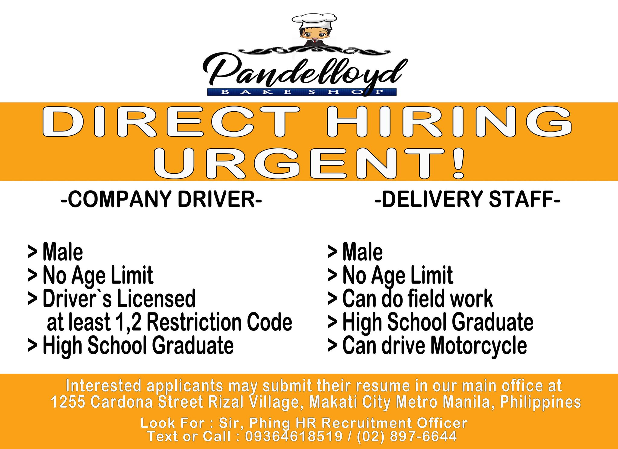 Company Driver from Lloyd's Financing