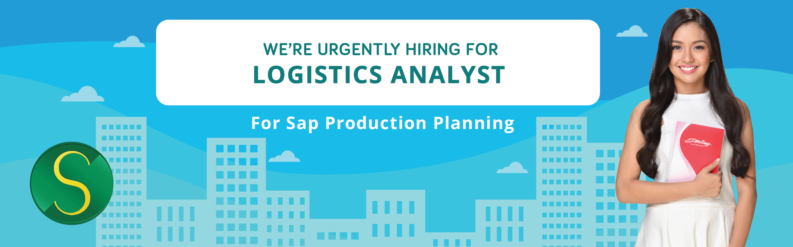 Logistics Analyst (sap Production Planning) from Sterling Paper Group of Companies