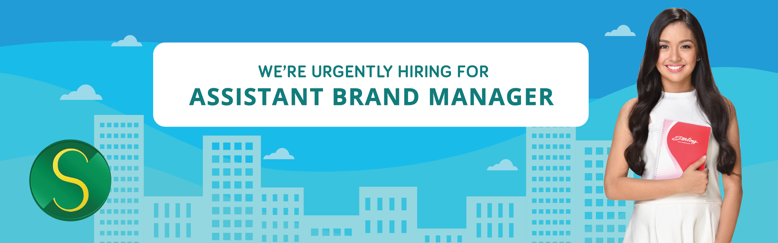 Assistant Brand Manager from Sterling Paper Group of Companies