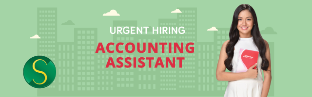 Accounting Assistant from Sterling Paper Group of Companies