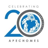 The New APEC Development Corporation logo