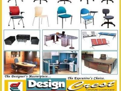 Design Crest Furniture Component Promodiser Sales In Quezon - Crest furniture