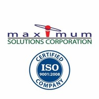 Maximum Solutions Corporation logo