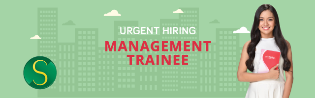Management Trainee from Sterling Paper Group of Companies