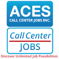 ACES Call Center Jobs Inc. logo