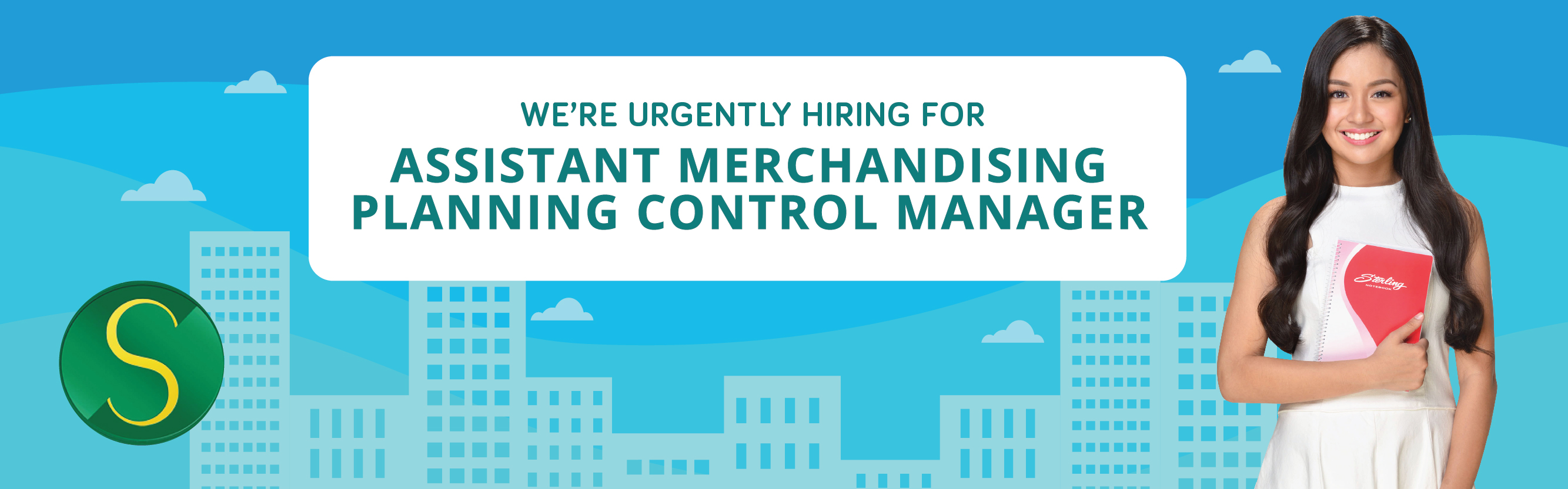 Assistant Merchandise Planning Control Manager from Sterling Paper Group of Companies