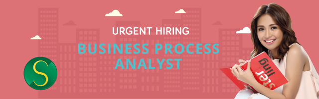 Business Process Analyst from Sterling Paper Group of Companies