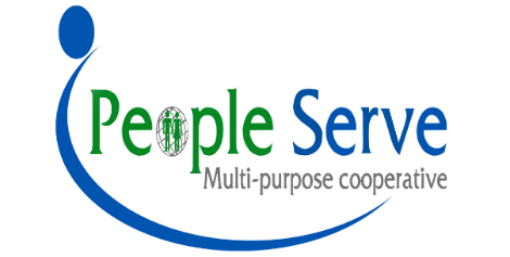 Waiter from People Serve Multi-purpose Cooperative
