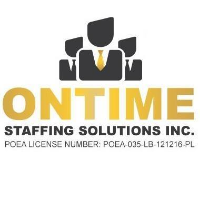 On Time Staffing Solutions Inc. logo