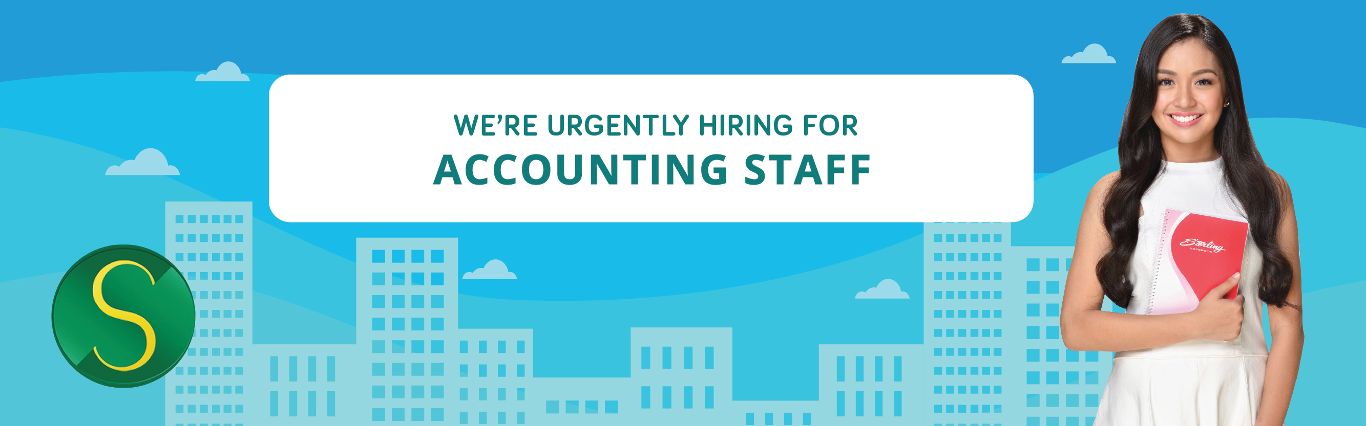 Accounting Staff from Sterling Paper Group of Com...