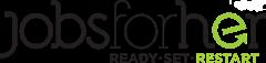 JobsForHer logo - JFH