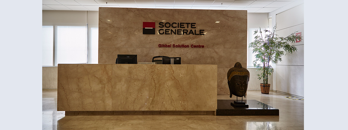 Societe Generale Global Solution Centre Pvt. Ltd cover image - JFH