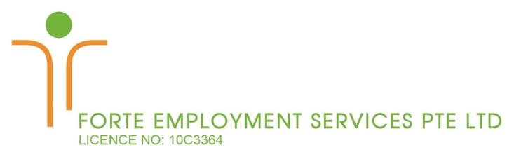 Forte Employment Services Pte Ltd