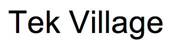 Tek Village Pte Ltd