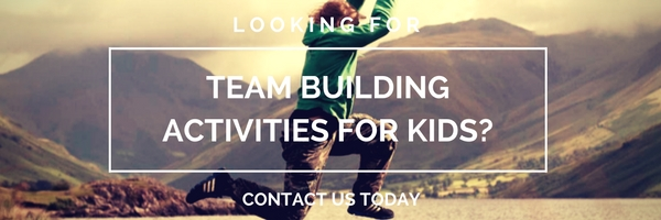 Team Building Activities for Kids