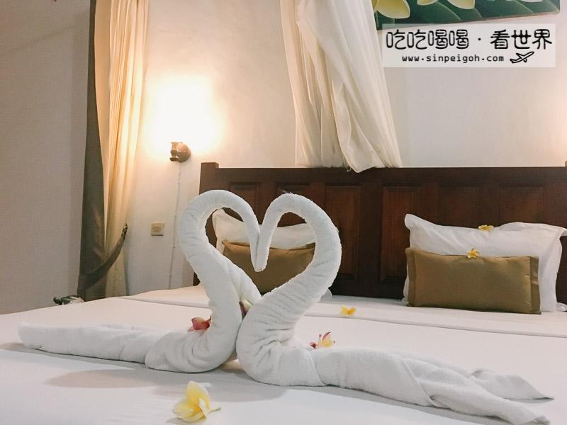 龙目岛平价酒店