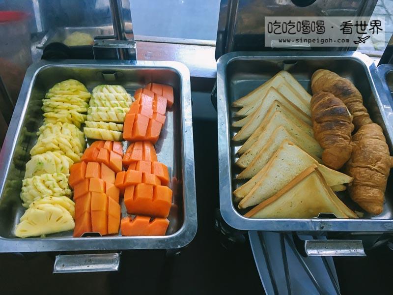 joje bungalow breakfast