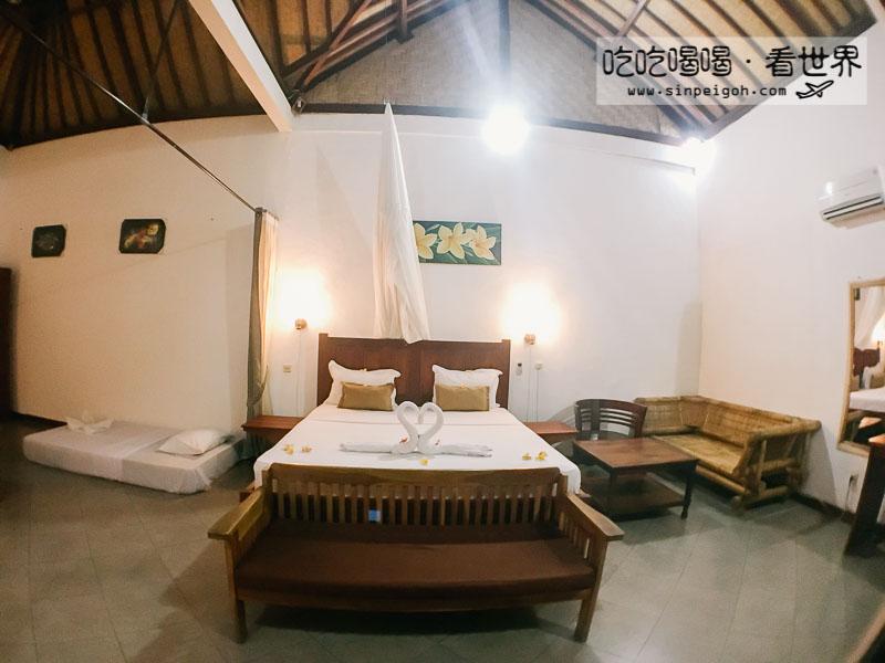 lombok hotel recommendation
