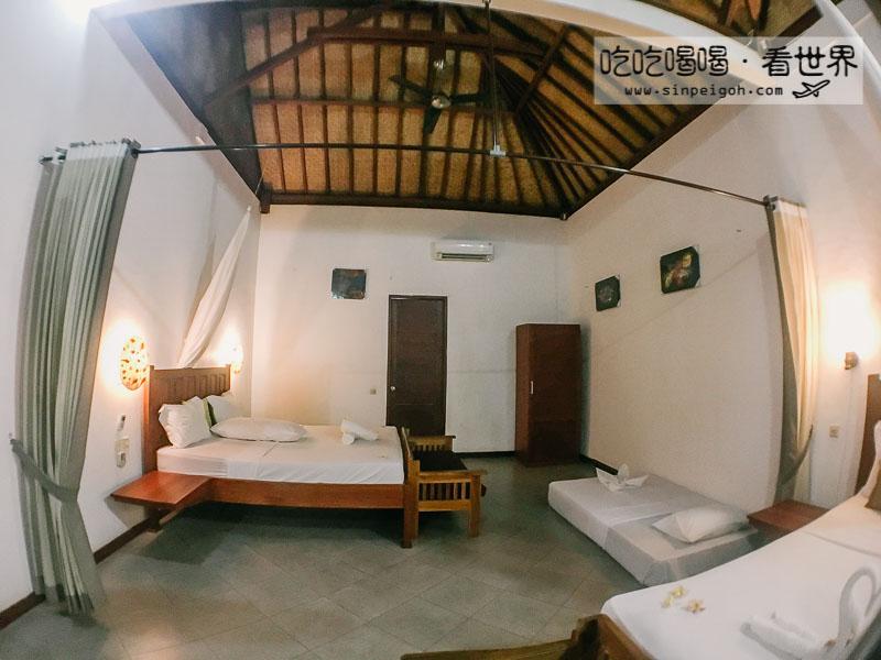 lombok hotel