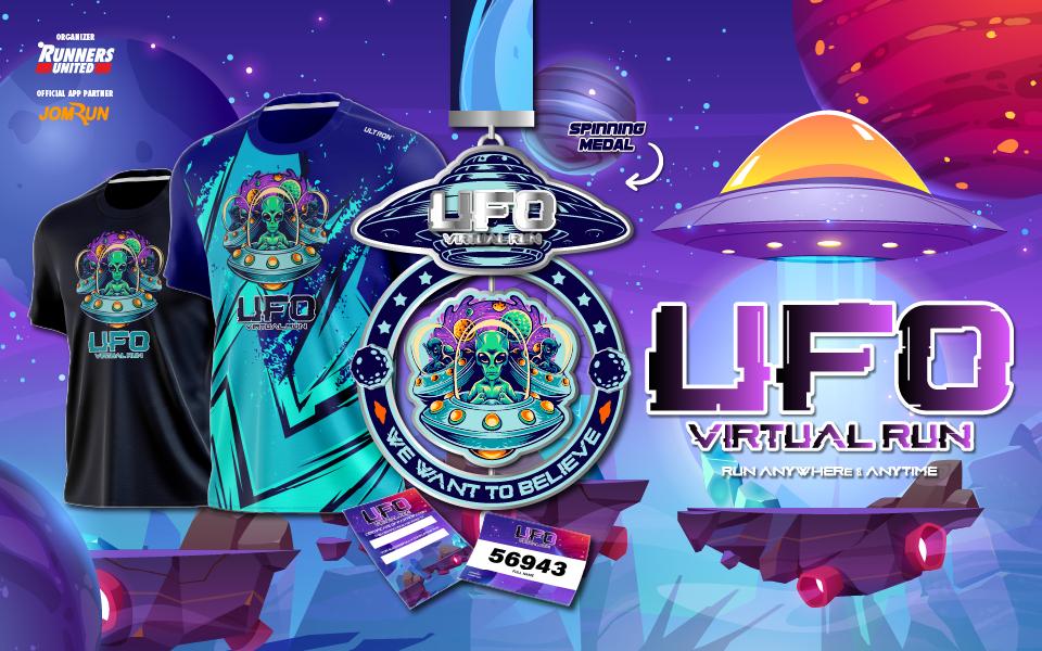 UFO Virtual Run