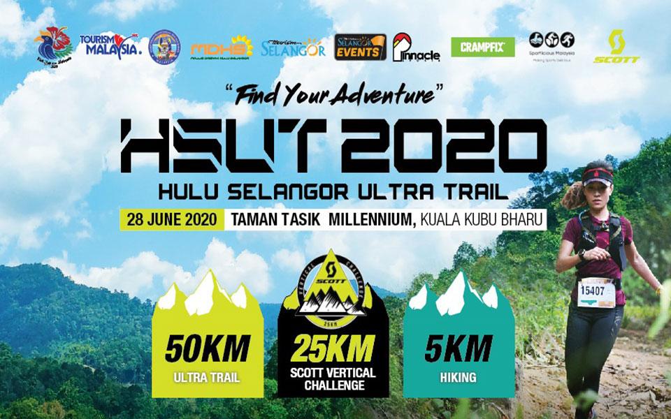 HULU Selangor Ultra Trail (HSUT 2021)