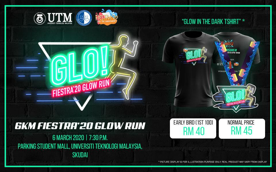 Glo! FIESTRA'20 Glow Run