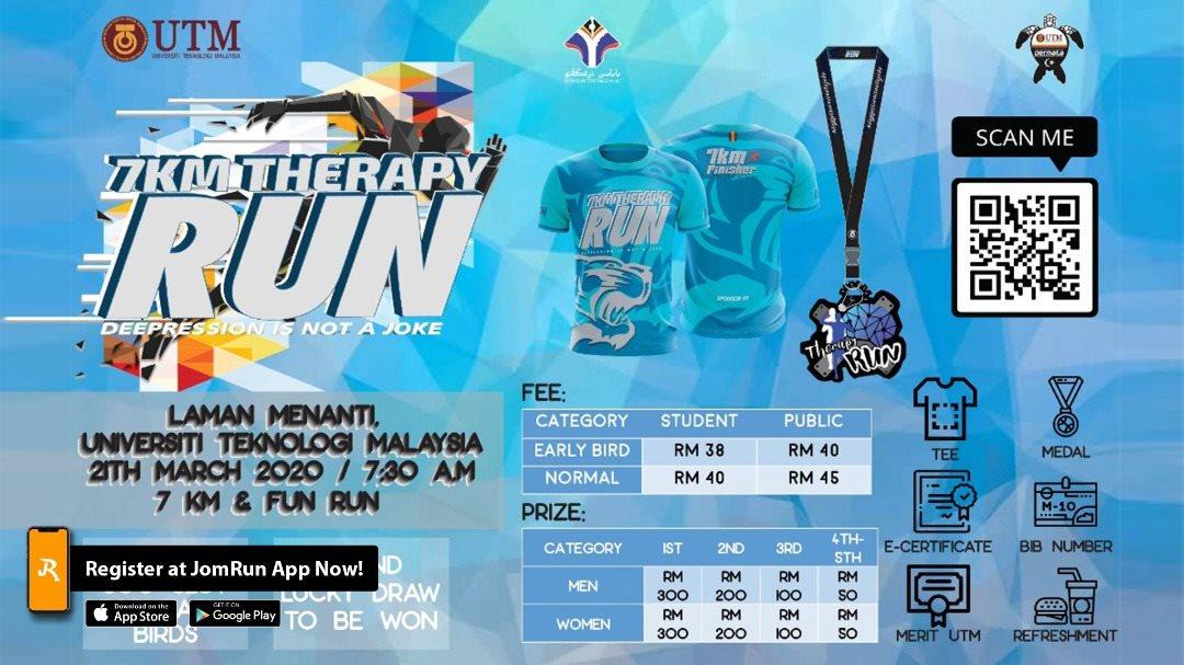 7KM Therapy Run 2020