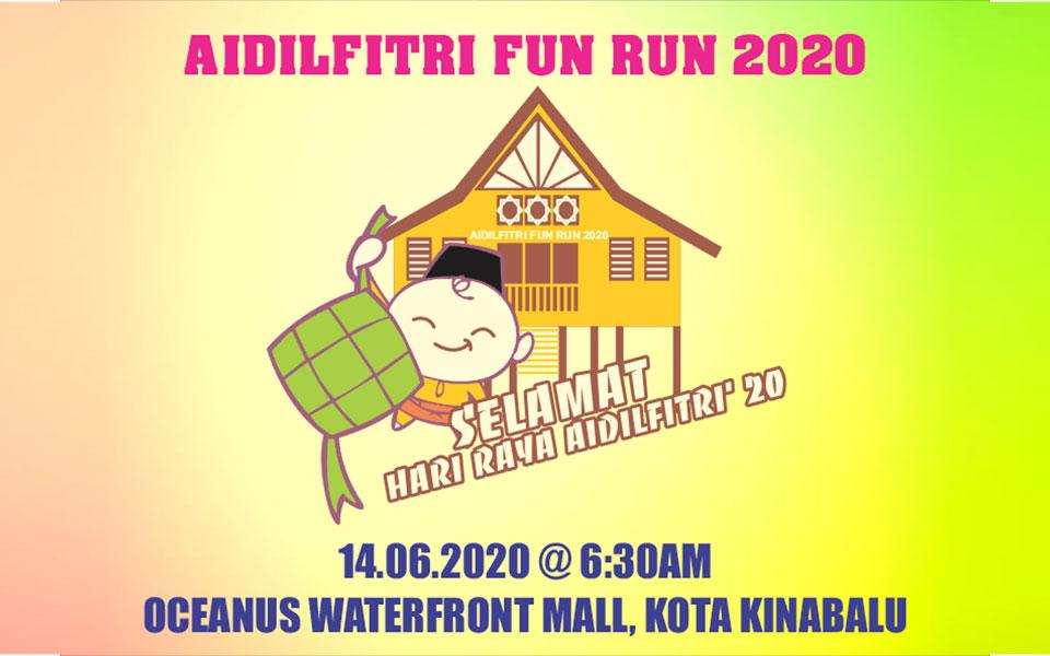 Aidilfitri Fun Run 2020