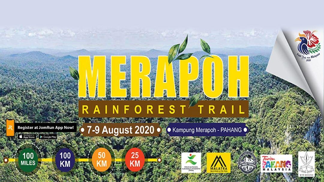 MERAPOH RAINFOREST TRAIL 2021