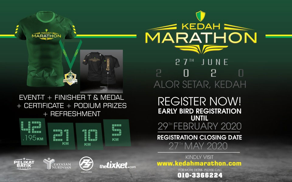 Kedah Marathon 2021