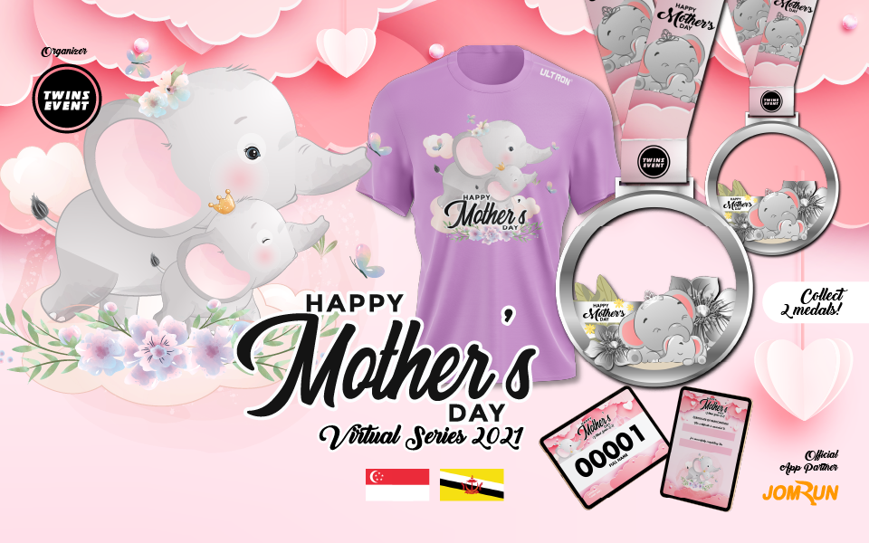 Happy Mother's Day Virtual Series 2021 - SG/BR