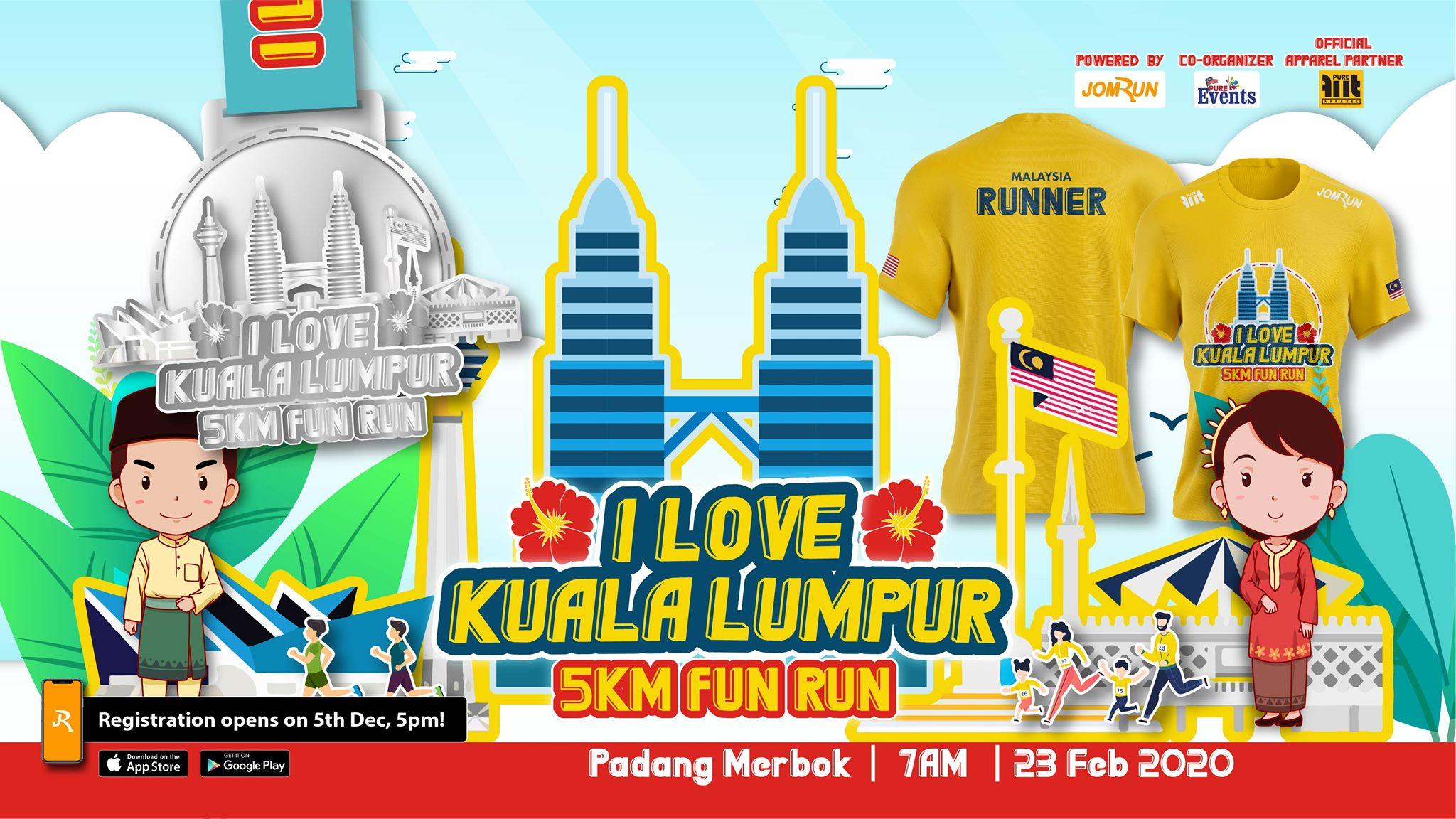 I Love KL 5KM Fun Run