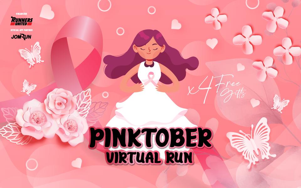 Pinktober 10KM Virtual Run