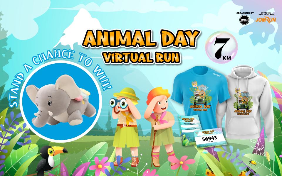 Animal Day Virtual Run