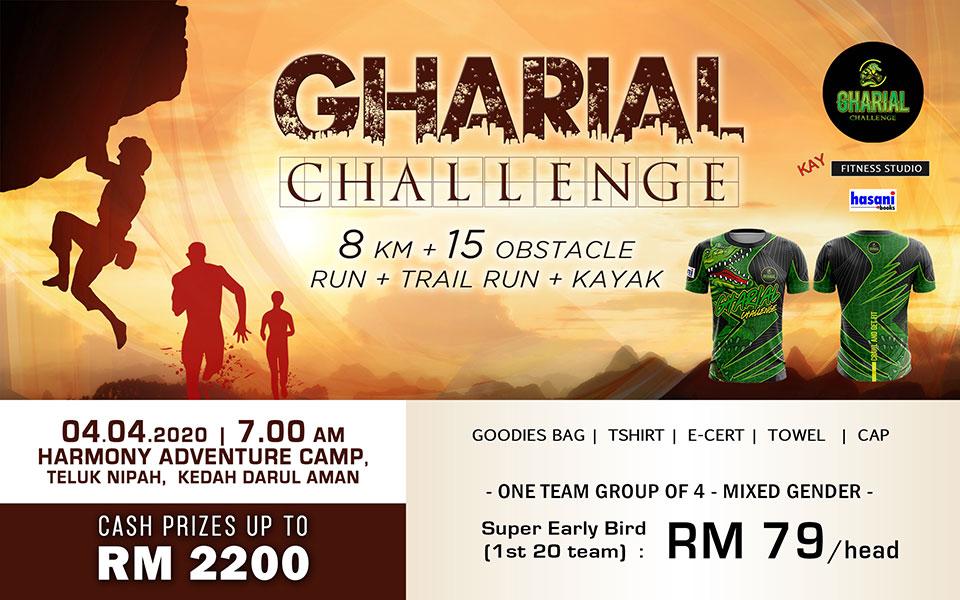GHARIAL CHALLENGE