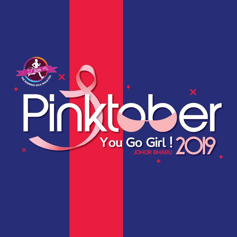 The Running Diva Malaysia Pinktober 2019 Johor Bahru