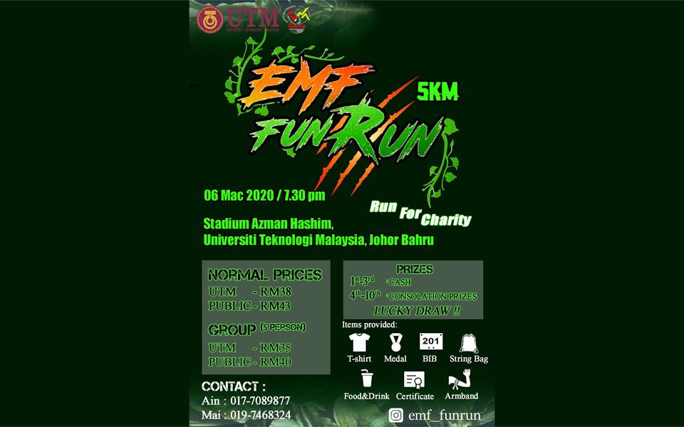 EMF Fun Run