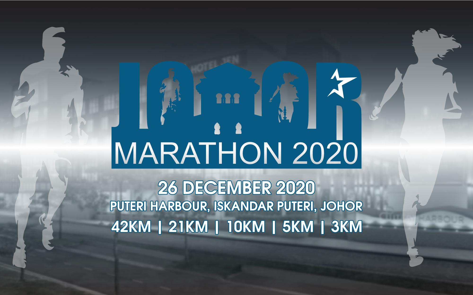 JOHOR MARATHON 2021
