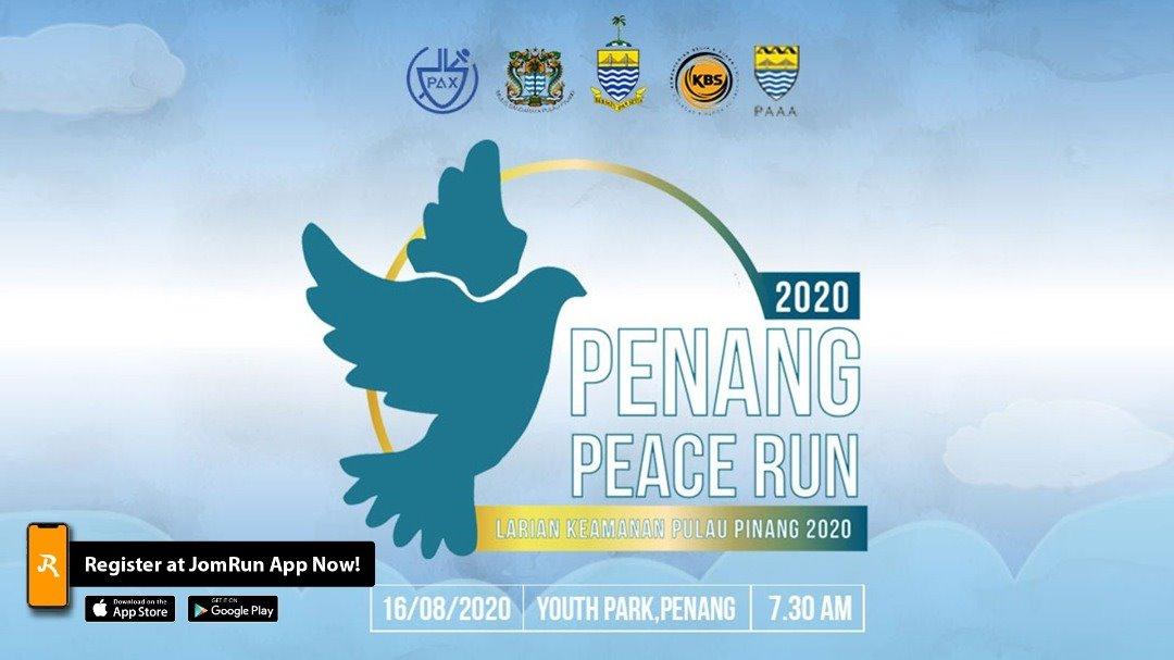 Penang Peace Run 2020