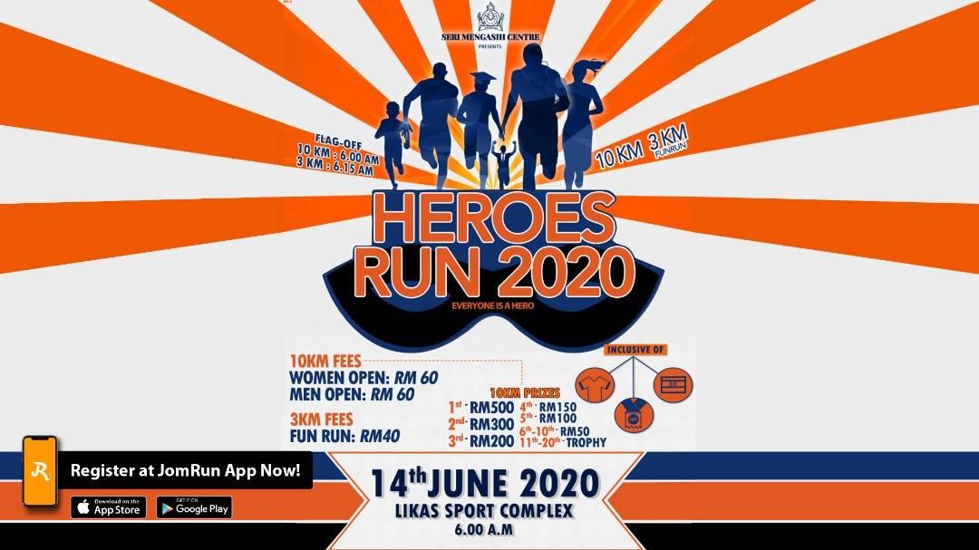 Heroes Run 2020