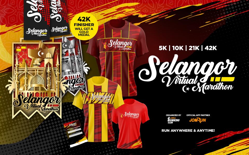 Selangor Virtual Marathon