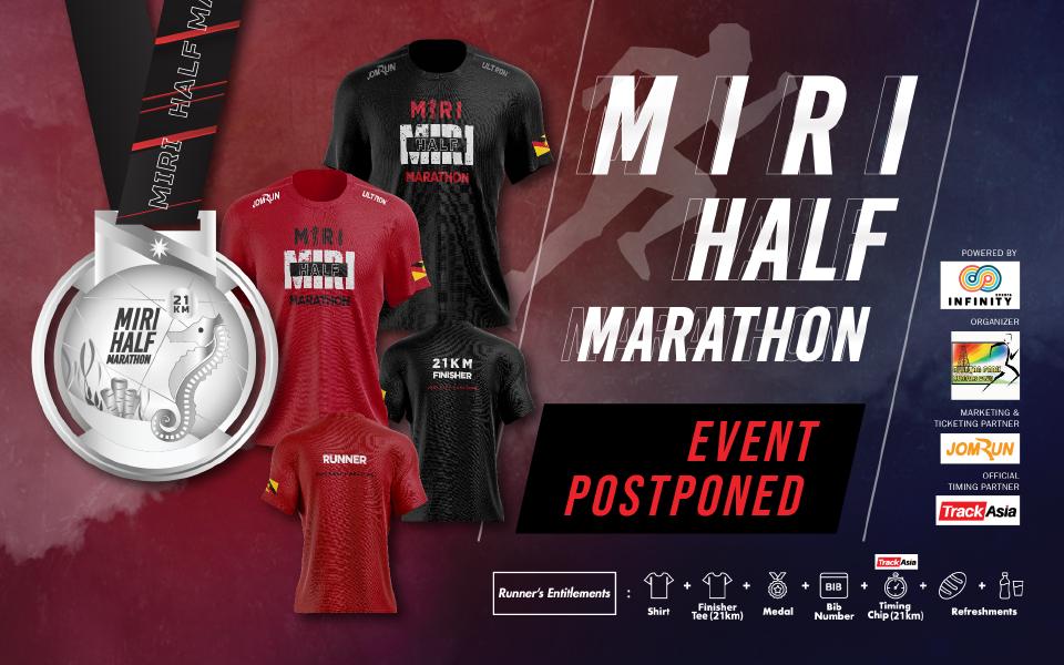 Miri Half Marathon 2021