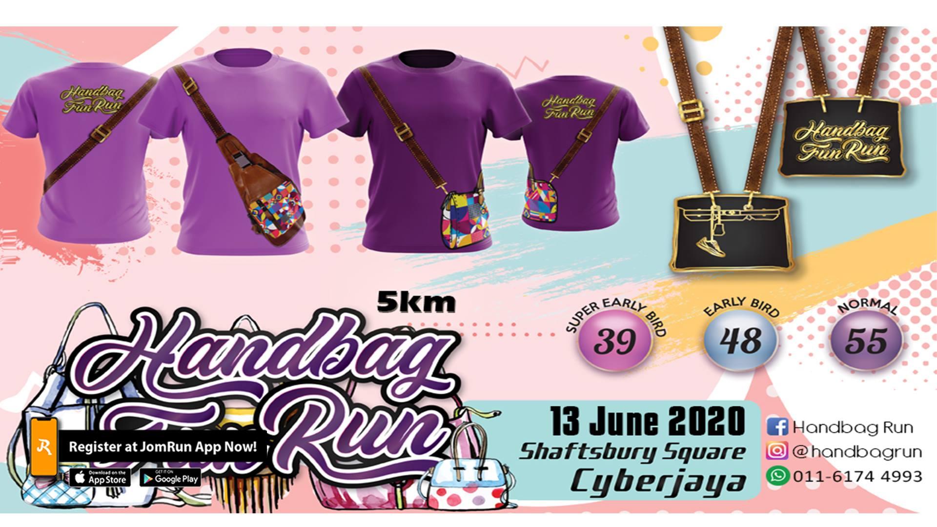 5KM Handbag Fun Run 2021